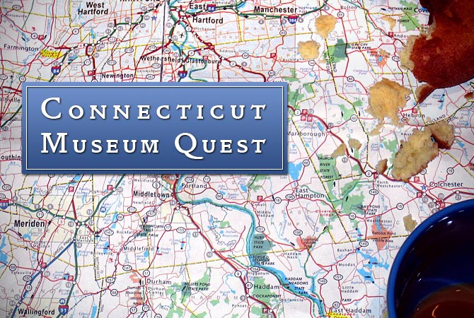 Connecticut Museum Quest