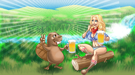 BEAVER_BEER_ILLUSTRATION